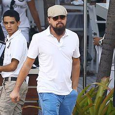 Leonardo DiCaprio passe ses vacances au Canada | HollywoodPQ.com