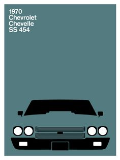 Chevrolet Chevelle SS 454, 1970