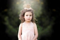 the Sienna Blush my Love rose gold lace crown por lovecrushcrowns