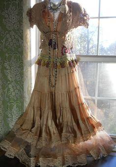 hippie  (/vintage.... gorgeous!)