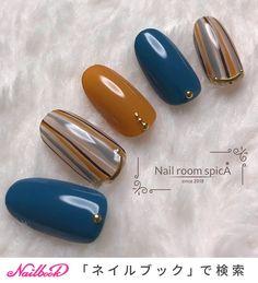 Fall Nail Art, Cute Nail Art, Cute Nails, Pretty Nails, Classy Nails, Fancy Nails, Stylish Nails, Fingernail Designs, Nail Art Designs