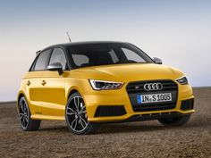 New Audi S1 Quattro Shows its Sharp Looks in Full Set of Official Photos - Carscoops