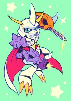 omegamon by extyrannomon on DeviantArt Digimon Cosplay, Digimon Wallpaper, Gatomon, Digimon Tamers, Digimon Frontier, Digimon Digital Monsters, Otaku, Digimon Adventure Tri, Fandom