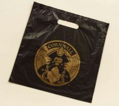 3ply freezer bag Cornwall Pasty Co