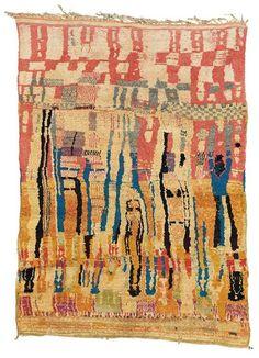 Amazing Berber Rug