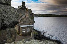 @Outlander_Starz : Living on the edge. #potd via @TheMattBRoberts