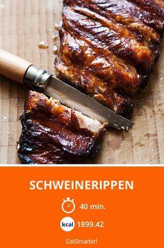 pork ribs - Most Popular Vegan Recipes! Crockpot Steak Recipes, Steak Fajita Recipe, Grilled Steak Recipes, Steak Fajitas, Grilling Recipes, Beef Recipes, Seared Steak Recipe, Rib Eye Recipes, Fish Recipes