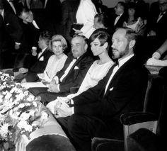 28 1965, Princess Grace, Audrey Hepburn, The Cinema, Prince Rainier, Mel Ferrer, Husband Mel