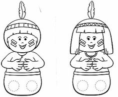 Finger r indians Paper Puppets, Paper Toys, Preschool Art, Craft Activities For Kids, School Spirit Crafts, Wild West Party, Puppet Crafts, Indian Crafts, Cowboys And Indians