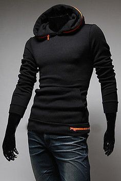 Hooded Long Sleeve Korean Winter Sweatshirts – eDealRetail