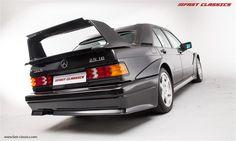 Classic MERCEDES-BENZ 190E 2.5 16V COSWORTH EVOLUTION I... for sale - Classic & Sports Car (Ref Surrey)