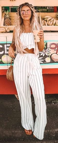 Over 100 stylish summer outfits to wear Ladies Fashionizer - Over 100 pcs . - Over 100 stylish summer outfits to wear Ladies Fashionizer – Over 100 stylish summer outfits to w - Style Bobo Chic, Look Boho Chic, Boho Style, Ibiza Style, 50 Style, Girl Style, Retro Style, Style Icons, Neue Outfits