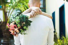Ensaio romântico em Paraty no aniversário de casamento do casal - Berries and Love
