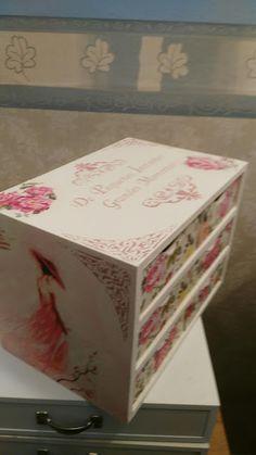 Cajas de Ensueño Chenel