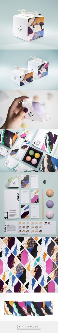 Mochiice // take away packaging:
