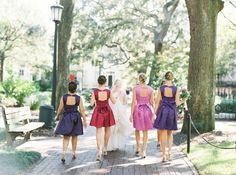 Leanza   Remi \ Savannah, GA Wedding Photographer \ Whitefield Chapel   GA State Railroad Museum