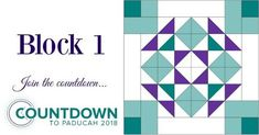 Block One: Countdown to Paducah 2018 – AQS Blog