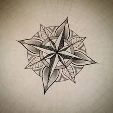 Image result for mandala compass tattoo