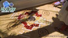 Mandala Preparatorio. Sesión 1. Playa del Carmen. Ejido