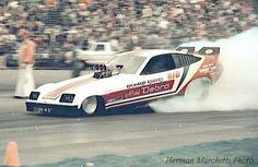 Richard Rogers was a very tough racer from the Great Northwest. He raced Top Fuelers, Top Gassers, and other classes. Rogers began to race his own funny car in the seventies.