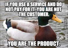 With social networking ever growing in popularity, a piece of advice my father gave me years ago.