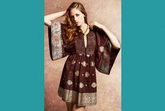 Boho clothes - bohemian, hippie