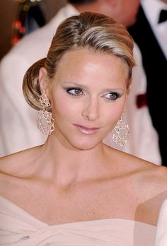 Royalty Daily, Favorite Outfits of Princess Charlene: Princess Charlene of Monaco (then Charlene Wittstock)-2010