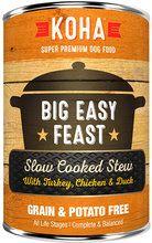 Koha Slow Cooked Stew Big Easy Feast 12.7oz Canned Dog Food