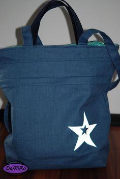 Rucksacktasche Paula - Blueblabla Messenger Bag, Satchel, Reusable Tote Bags, Craft Ideas, Blog, Fashion, Jean Bag, Bags Sewing, Decorating
