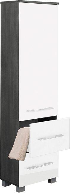 KESPER Midischrank »Balli« weiß, Breite 30cm Jetzt bestellen unter: https://moebel.ladendirekt.de/bad/badmoebel/badezimmerschraenke/?uid=53e73b61-6c5d-5c2d-b035-f9441336bc31&utm_source=pinterest&utm_medium=pin&utm_campaign=boards #bad #badmoebel #badezimmerschraenke