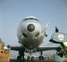 Airport Architecture, 747 Airplane, Airline Alliance, Royal Dutch, Douglas Dc 8, Vintage Air, Commercial Aircraft, Civil Aviation, Air France
