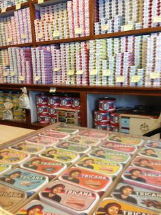 Do it yourself monocle magazine porto and portuguese since 1930 this tinned fish specialist has stocked a cornucopia of canned morsels at its shop solutioingenieria Choice Image