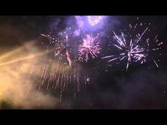 QUITO, ECUADOR ||| LAS FIESTAS DE QUITO - JUEGOS PIROTECNICOS (VIDEO CREDITO: VICTOR ARCOS - 4 DIC 2015) - YouTube