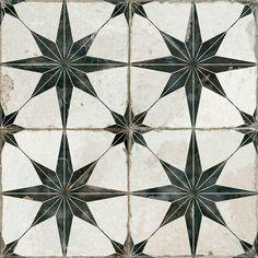 Portugese vloertegel Star – Vintagetegels