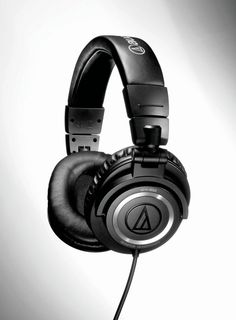 Audio Technica ATH-M50 headphones - WANT