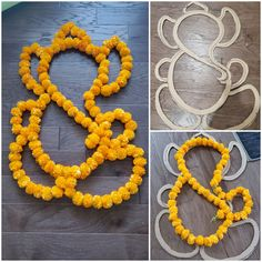 Diya Decoration Ideas, Diwali Decorations At Home, Home Wedding Decorations, Decoration Piece, Backdrop Decorations, Flower Decorations, Rangoli Designs Flower, Colorful Rangoli Designs, Flower Rangoli