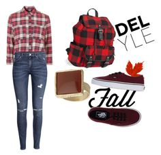 """""""Fall"""" by keiramcevoy on Polyvore featuring Vans, Topshop, H&M, Aéropostale and Dorothy Perkins"""