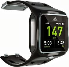 Adidas miCoach SmartRun Your Wearable Trainer @Pinterest Group Boards World