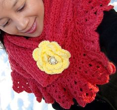 Items similar to Star Stitch Hoodie Capelet with Detachable Flower Brooch Stitch Hoodie, Free Crochet, Crochet Hats, Hoodie Pattern, Star Stitch, Capelet, Flower Brooch, Pretty Nails, Needlework