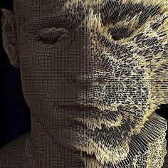 Reimmersion 3D portrait - Art People Gallery