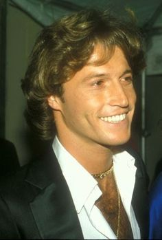 Andy Gibb - my first childhood crush   Taken from google images
