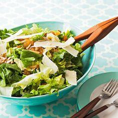 Weeknight Date Night Menu, SALAD   Escarole Salad #RRMenuPlanner