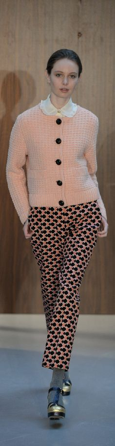 Fall 2015 Ready-to-Wear Orla Kiely