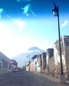 #Antigua #Guatemala #colonial #centroAmerica #ciudad #hermosa