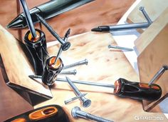 Tool Box, Home Appliances, Painting, Design, Marker, Education, Drawing, Blog, House Appliances