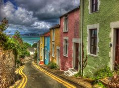 Colourful Cottages