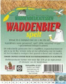 Waddenbier Spelt - Friese Bierbrouwerij, Bolsward, Nederland. Beoordeling GGOB: 5,4 www.ggob.nl