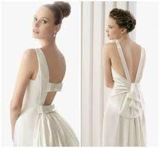 vestidos de novia espalda descubierta - Buscar con Google