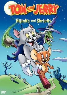 Shop Tom and Jerry: Hijinks and Shrieks [DVD] at Best Buy. Find low everyday prices and buy online for delivery or in-store pick-up. Tom Und Jerry Cartoon, Tom And Jerry Movies, Tom And Jerry Show, Tom Y Jerry, Hanna Barbera, Tom And Jeery, Don Perignon, Tom And Jerry Wallpapers, Disney Toms