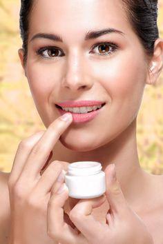 Lippenpflege mit Himbeersamenöl
